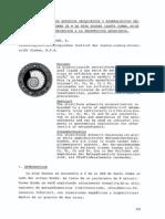 Informe Previo de Los Estudios Geoquimicos y Mineralogicos Del Yacimiento