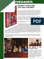2008-05-01 Libro Topoguía Córdoba Andalucía Subterránea