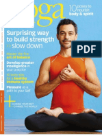 Yoga Journal - March 2011