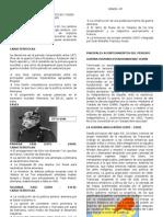TEMA 5 - PAZ ARMADA Caracteristicas y Fases