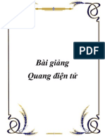 Bai Giang Quang Dien Tu