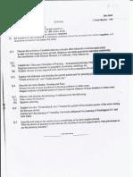 Question Paper 31