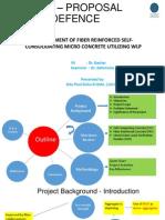 FYP 1 - Proposal Defence