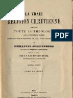 Em Swedenborg LA VRAIE RELIGION CHRETIENNE-5sur11- LeBoysDesGuays 1878