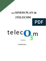 Business Plan de 3 Telecom