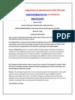 IB0010–International Financial Management