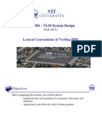 4.ECE301 - Lexical Conventions of Verilog HDL