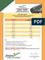 Tmt Price Wb Kolkata