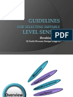 Guidelines4Selection