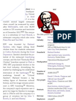 KFC - Wikipedia, The Free Encyclopedia