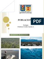 2013 Clase Poblaciones