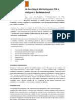 5 - Programa de Coaching & Mentoring Com PNL e Inteligencia Tridmensional - GO PLAY