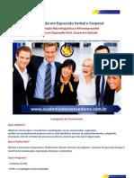 6 - Formação em Expressão Oral - Corporal & Microexpressões - Academia dos Vencedores