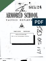 83rd Armored Reconnaissance Battalion, # 48, AUG 1944 Thru APR 1945