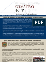 INFORMATIVO ENFRENTAMENTO AO TRÁFICO DE PESSOAS nº 13 - julho de 2013