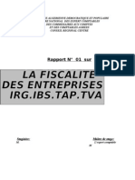 60049625-RAPPORT-FISCALITE-N°01