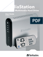MediaStation HDD User Guide - English (1)