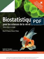 Biostatistique - PEARSON