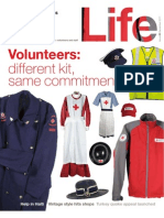 Red Cross Life, Issue 85, December 2011