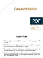 Indian Consumer Behaviour- Him