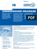Wickes Underground Drainage