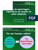 Palestra 1 - Laércio Goularte