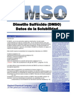 Dmso Dimetil Sulfuxido