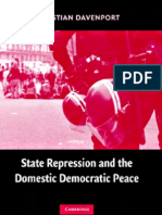 State Repression Domestic Democratic Peace