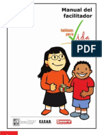 Habilidades Para La Vida.manual Del Facilitador