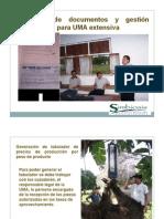 Manejo Documentación UMA