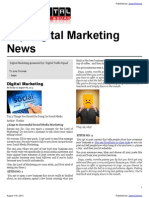 Top Digital Marketing News
