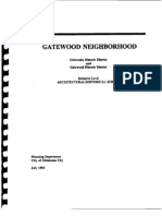 Gatewood Historic District