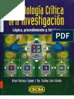 Metodología crtica de la investigación