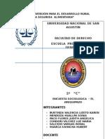 QUÉ PIENSA LA GENTE SOBRE EL AREQUIPAZO - ENCUESTA SOCIOLOGICA