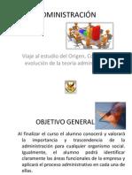 introduccion -ADMINISTRACIÓN