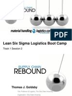 T1S2_Lean Six Sigma Logistics Boot Camp