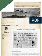 La crisis de los 20 años (1919-1939)