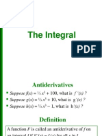 13 - The Integral.pptx