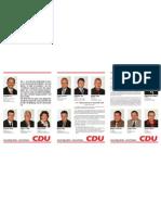 CDU Rust Back