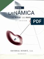 Mecánica para Ingenieros Dinámica, Tercera Edición [J L Meriam, L G Kraige]