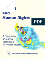 ASEAN & Human Rights - A Compilation of ASEAN Statement