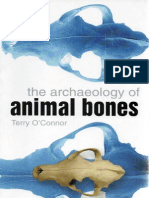 O'Connor - The Archaeology of Animal Bones