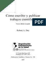 Day Robert a - Como Escribir Y Publicar Trabajos Cientificos (Ops)