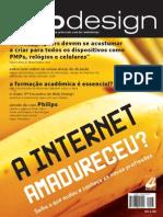 Revista Webdesign - Ano I - Número 03 - A internet amadureceu