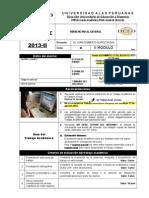 Copia de Derecho Penal General Trabajo Academico