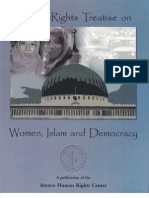Human Rigths Treatise Women Islam and Democracy