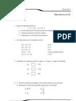 operatoria en Q 1° BTO