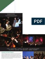 Music Brochure