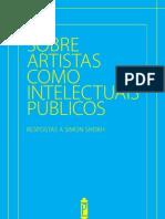 Artistas Como Intelectuais