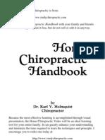 Home Chiropractic Handbook